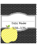 Student Data Binder Cover