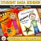 Student Data Binder (Editable) Hollywood Theme