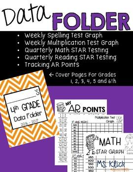 Student Data Binder/Folder