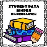 Student Data Binder - Kindergarten
