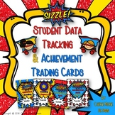 Student Data Tracking Sheets Student Data Binder Editable Super Hero
