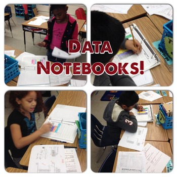 Student Data Binders & Data Sheets