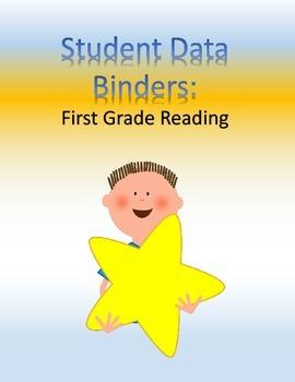 Student Data Binders - First Grade CCSS Reading Standards
