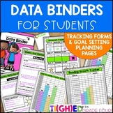 Student Data Binders and Data Tracking Forms