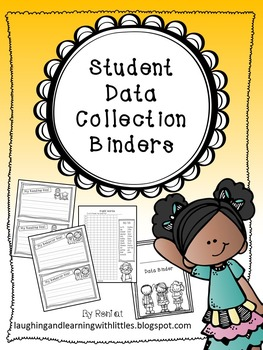 Student Data Collection Binders