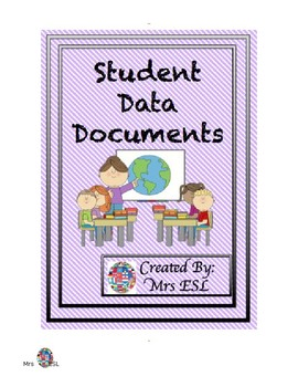 Student Data Documents
