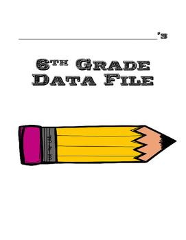 Student Data Files
