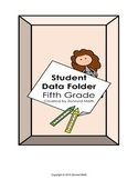 Fifth Grade Student Data Folder
