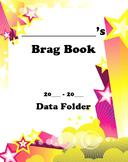 Student Data Folder & Goal Sheets