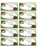 Student Data Folder Labels