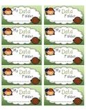 Student Data Folder Labels