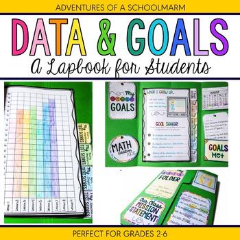 Data Folder - Editable Student Data Folder Lapbook