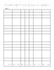Student Data Forms