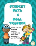 Student Data & Goal Tracker