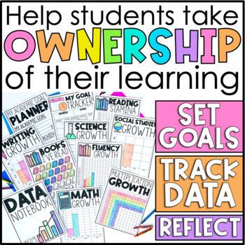 Student Data Binder   Student Data Tracking   Student Data Folders   Editable