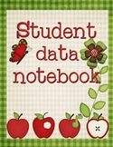 Student Data Notebook Cover