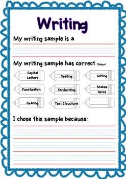 Student Data Notebook {Marzano inspired}