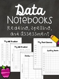 Student Data Notebook Pages BUNDLE