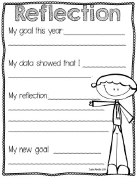 Student Data Notebooks: Increase Student Accountability
