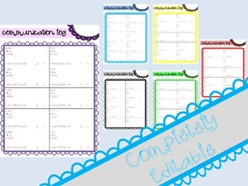 Student Data Organization Bundle