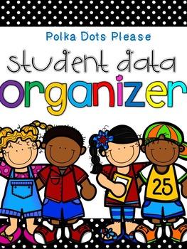 Student Data Organization Bundle with Kids