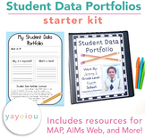 Student Data Portfolio Starter Kit - Resources for AIMSWeb & MAP