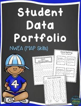 Student Data Portfolio aligned NWEA (MAP Skills)