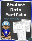 Student Data Portfolio aligned NWEA (MAP Skills)