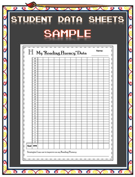 Student Data Sheets SAMPLE