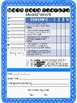 Student Data Tracker 4th grade Measurement Standards