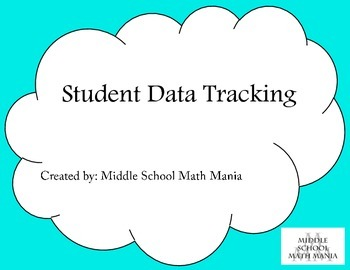 Student Data Tracking