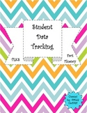 Student Data Tracking Bundle: TEKS and Facts