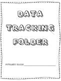 Student Data Tracking Folder