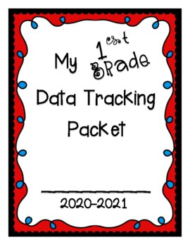 Student Data Tracking Folder Packet 2017-2018