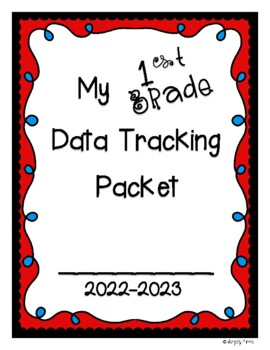 Student Data Tracking Folder Packet 2016-2017