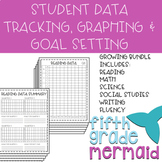 Student Data Tracking, Graphing, and Goal Setting