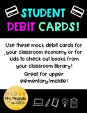 Student Debit Cards!