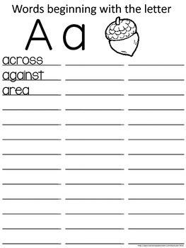 Dolch Words: Student Desk Dictionary {Fourth Grade/Grade Four}
