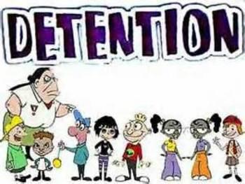 Student Detention List Spreadsheet