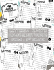 Student Dictionary with Sight Words