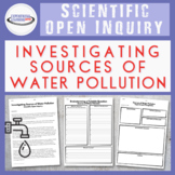 Student-Directed Inquiry: Sources of Water Pollution