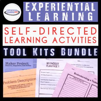 Self-Directed Learning Tool Kit Bundle {Google Classroom™ Distance Option}
