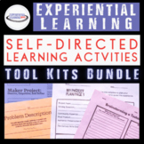 Self-Directed Learning Tool Kit Bundle {Printable and Digi