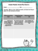 Student Directed Reflection Sheet