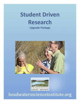 Student Driven Research Upgrade Package