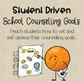 Student Driven School Counseling Rating Scale and Goal Setting