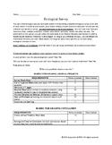 Student Ecological Survey
