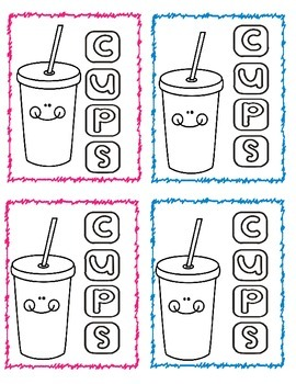 Student Editing Packet using CUPS