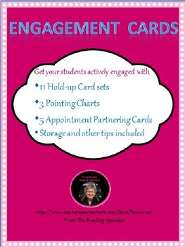 Student Engagement Cards