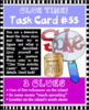 Student Engagement with Three Clues and One Answer 100 Clue Time Cards